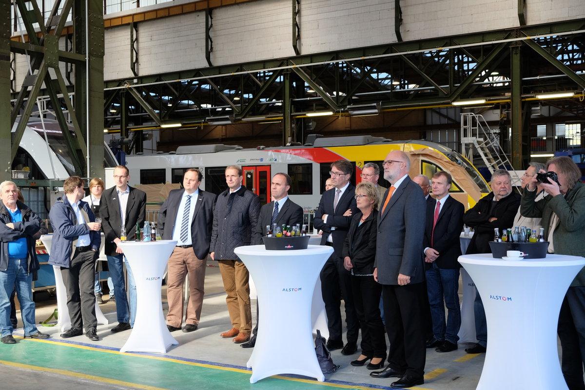 Regionalverband Alstom Er Ffnet Neues